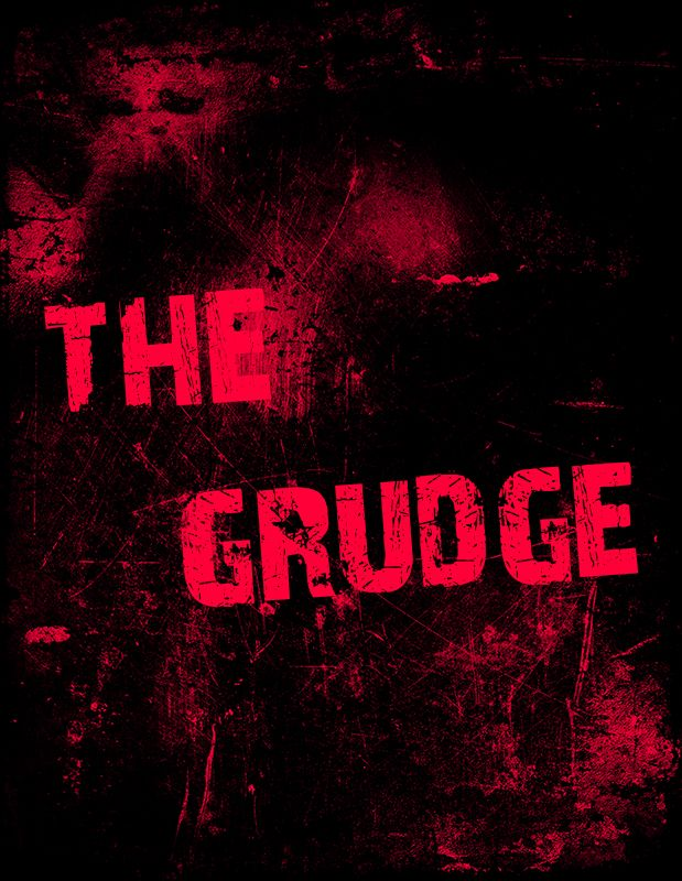 The Grudge (Carmine Red) 2014 Collection  -  © stampfactor.com
