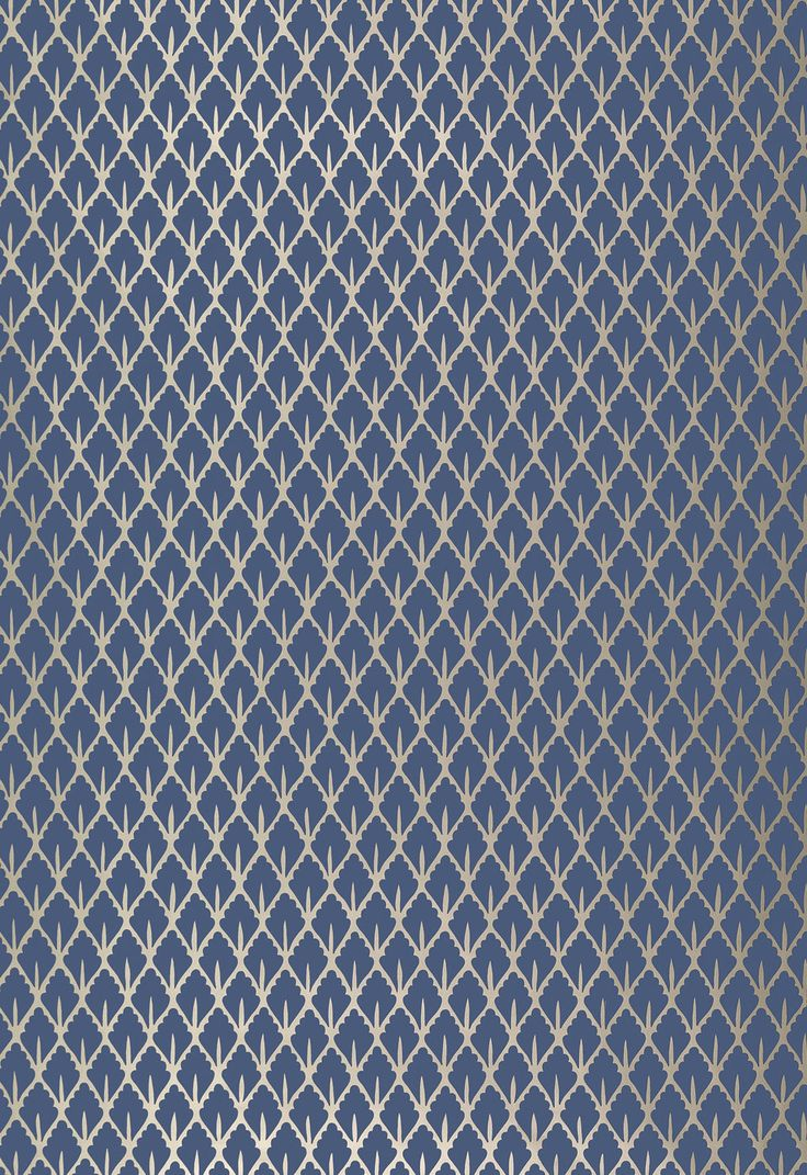 Wallcovering / Wallpaper | Mughal Leaf in Imperial | Schumacher