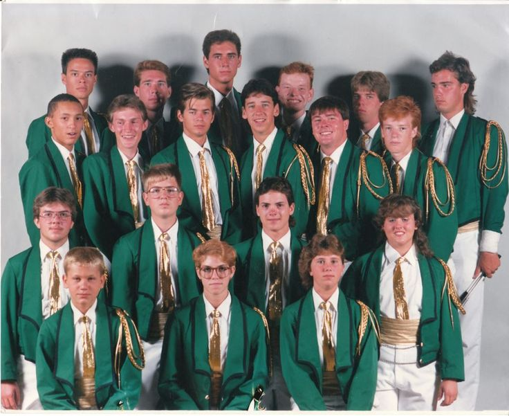 Emerald Knights 1987.  My first summer