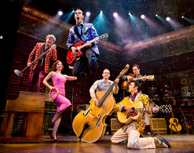 Elvis Presley, Johnny Cash, Jerry Lee Lewis and Carl Perkins. Discover the true story of the night that became a defining moment of rock 'n' roll history! Click here for more: https://www.fromtheboxoffice.com/3O06-million-dollar-quartet/