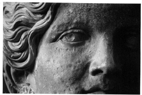 Lizzie Calligas-Caryatid-Eleusina Museum