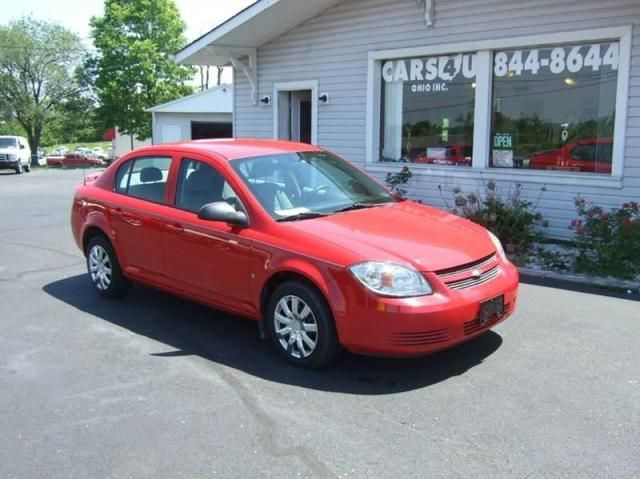 Used 2008 Chevrolet Cobalt LS for sale at Cars 4 U in Liberty Twp, OH for $3,995. View now on Cars.com.