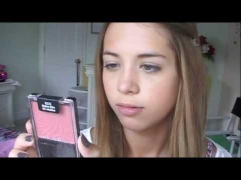 middle school makeup tutorial  beauty tips  pinterest