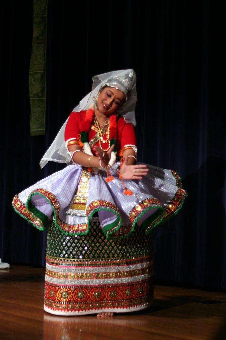 Manipuri-Dance