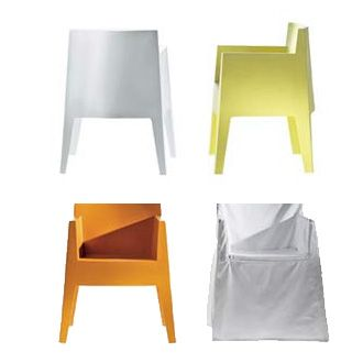 Philippe Starck Toy Armchair So want this in orange for the terrace.