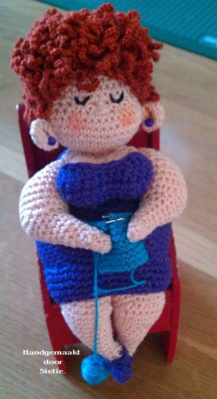 Knit Amigurumi Doll Pattern : Best crochet shapely dolls images on pinterest