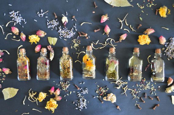 POTIONS BULK DEAL - Love, Happiness, Prosperity, Healing, Protection, Divination, Luck