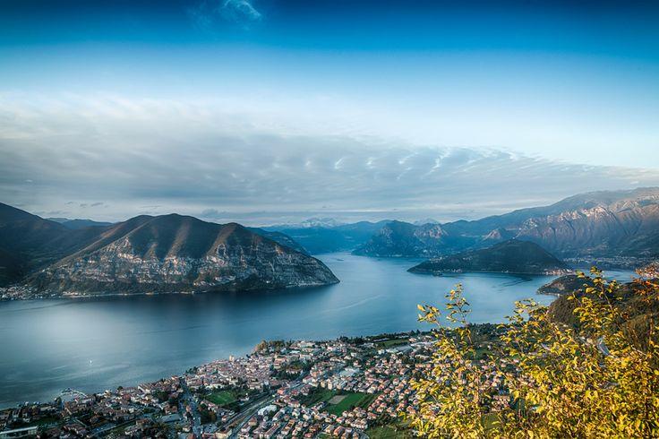 Lago di Iseo Brescia    #TuscanyAgriturismoGiratola