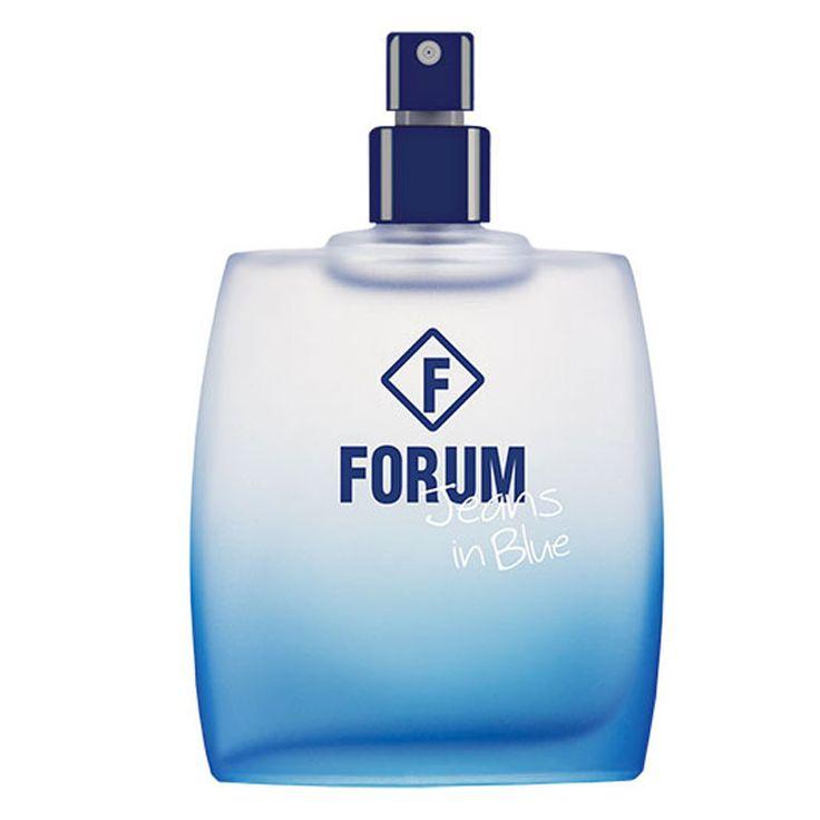 thumb Forum Perfume Unissex Jeans In Blue - Eau de Cologne