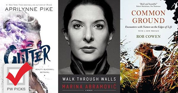 PW Picks: Books of the Week, October 24, 2016. This week: Maria Abramovic's remarkable memoir, plus Nick Cave's tour diary.