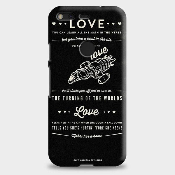 Firefly Serenity Quotes Google Pixel XL 2 Case