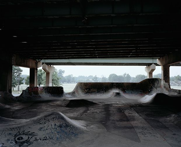 Richard Gilligan's Photos of DIY (and Often Illegal) Skateparks