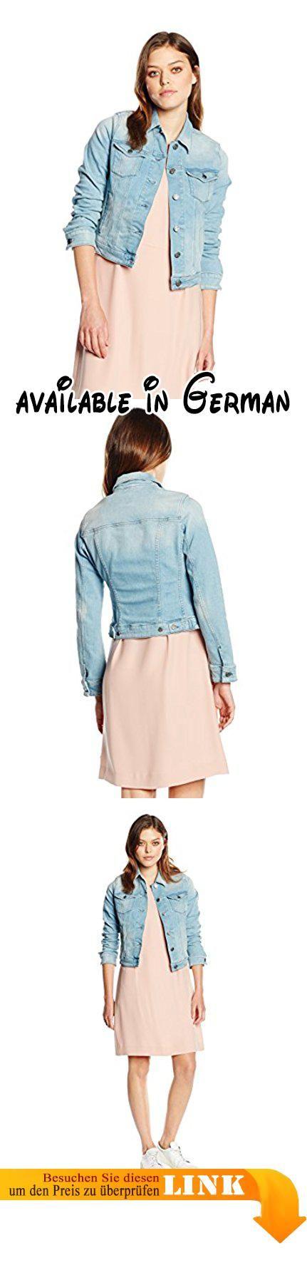 BOSS Orange Damen Jeansjacke Jacke Orange J90 New York, Gr. 40 (Herstellergröße: L), Blau (Medium Blue 428). Jeansjacke #Apparel #OUTERWEAR