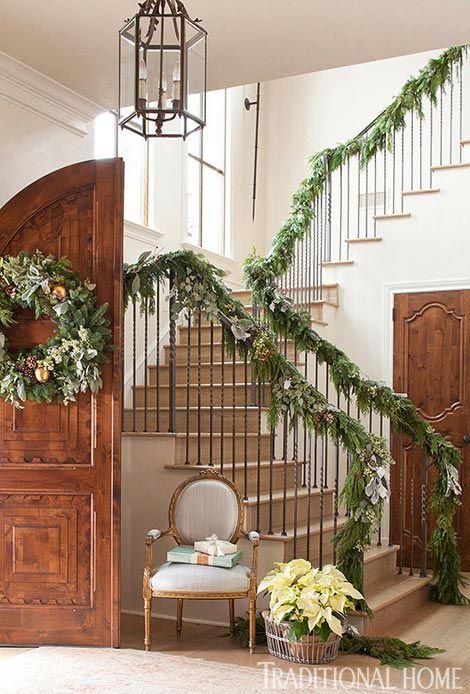 Scandinavian-Style Christmas: Pretty Texas Home -