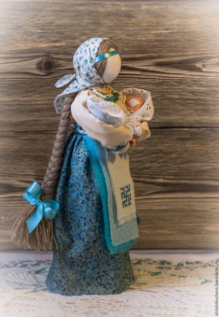 """Купить Кукла-оберег """"Мамка"""" - кукла оберег, народная кукла, русская кукла, славянская кукла"""