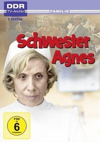 Die (Ost-)Deutsche SCHAUSPIELERIN AGNES KRAUS in der Rolle als Gemeinde- bzw. Dorf-Schwester Agnes / Die Schauspielerin Agnes Kraus - 4031778160111 / http://de.wikipedia.org/wiki/Agnes_Kraus