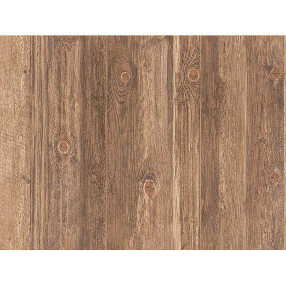 OBI - A.S. Creation Vliestapete Holzoptik Woodn Stone Braun