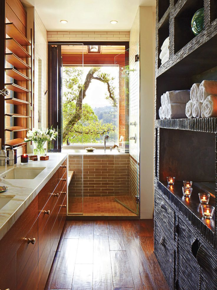 Bathroom idea - http://yourshabbychicdecorideas.com/?p=2298 - #home_decor_ideas #home_decor #home_ideas #home_decorating #bedroom #living_room #kitchen #bathroom #pantry_ideas #floor #furniture #vintage #shabby