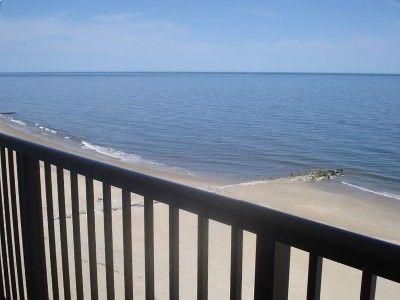 VRBO.com #287527 - Oceanfront Condo--View of Ocean in Each Window! Weekly Rentals