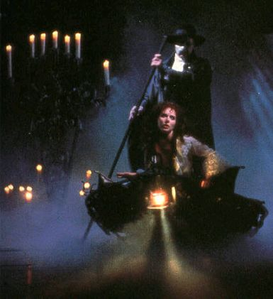 in sleep he sang to me <3 . michael crawford & sarah brightman (original cast), the phantom of the opera