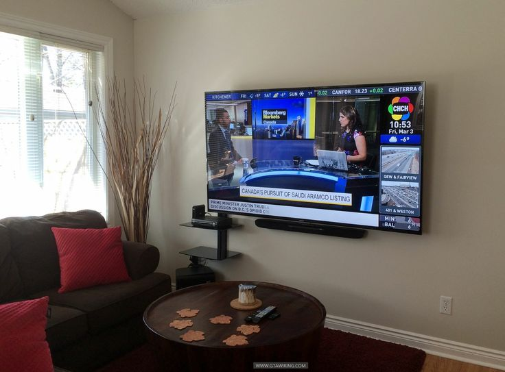33 Best TV Wall Mounting Images On Pinterest Tv Wall Mount, Tv   Tv Grau