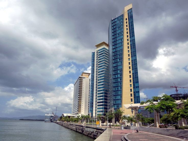 cities of Trinidad and Tobago , Port of Spain
