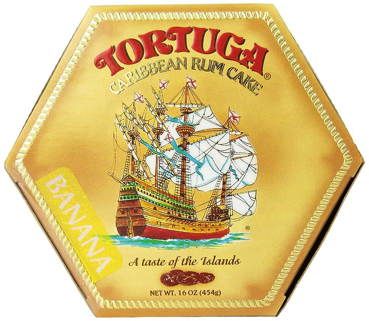 Tortuga Caribbean Banana Rum Cake, 16-Ounce Box *** Hurry! Check out this great item : Fresh Groceries