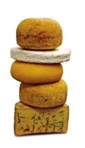 East Friesian sheep cheese