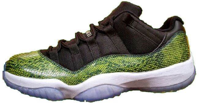 Order jordan 11 low 2014 cheap, jordan 11 low green snakeskin for sale online. http://www.newjordanstores.com/