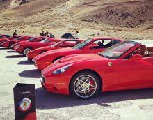 Cruce de Los Andes 2015, Ferrari Club Chile - Mendoza