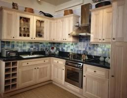 Limpador caseiro para armários de madeira