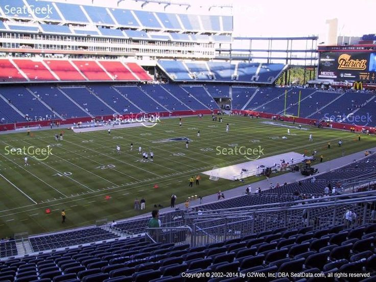 Patriots Ticket Package December 31 @ 1:00 2 Lower Bowl Tickets/2 Tailgate Party