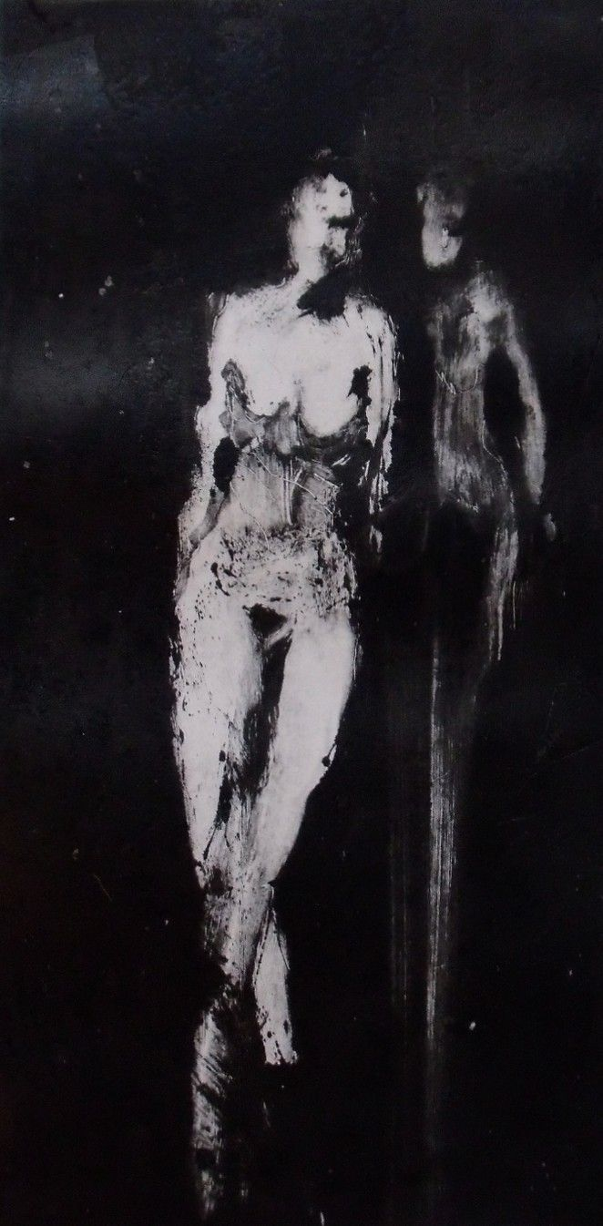 Sylvie Theron - Monoprint