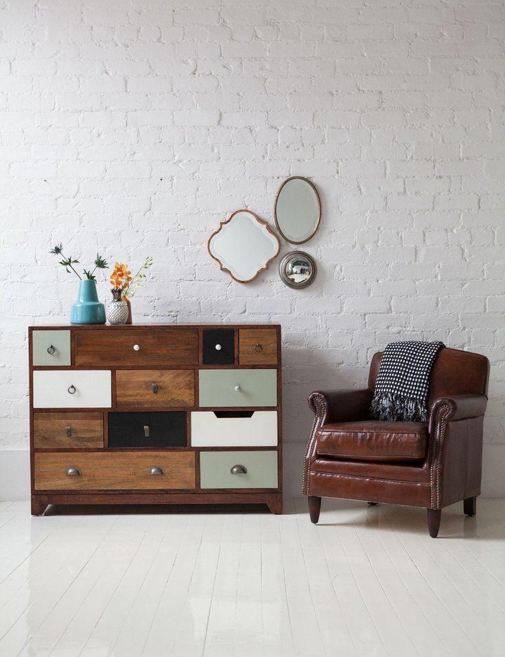 Shoreditch Design Rooms: Stylish Living Room, Modern Bedroom