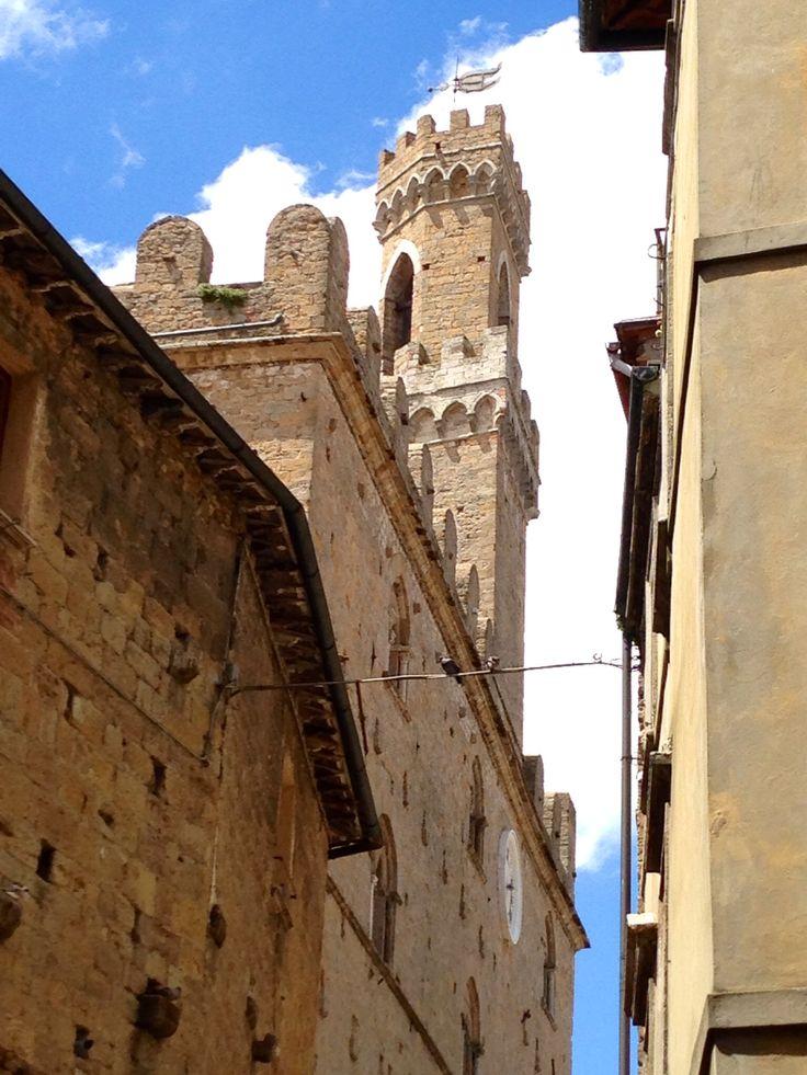 Volterra, Italy July 9, 2014