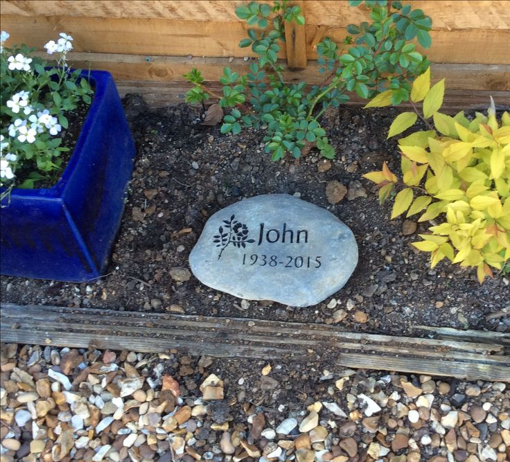 17 Best 1000 images about Memorial Stones Plaques on Pinterest