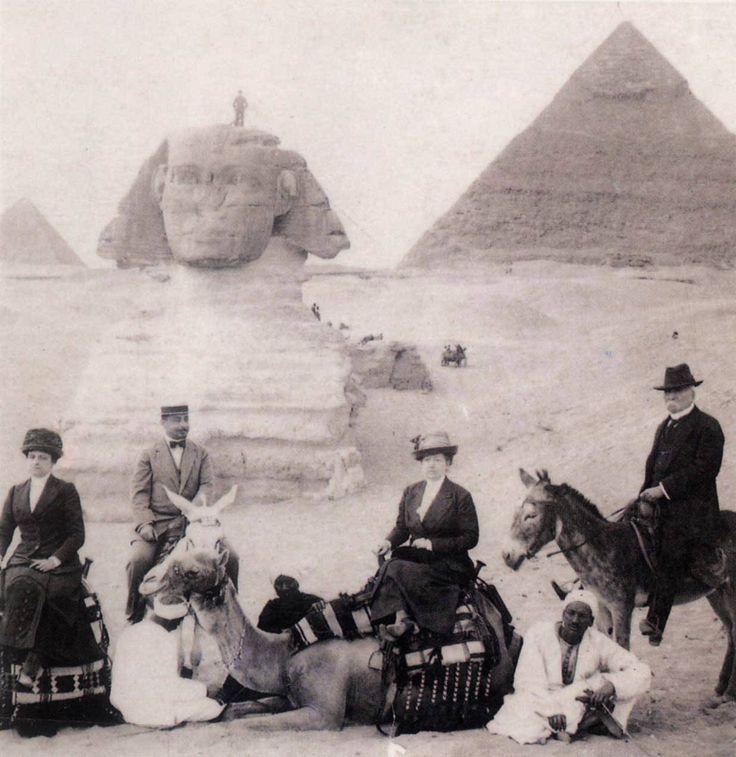 Porfirio Diaz en Egipto