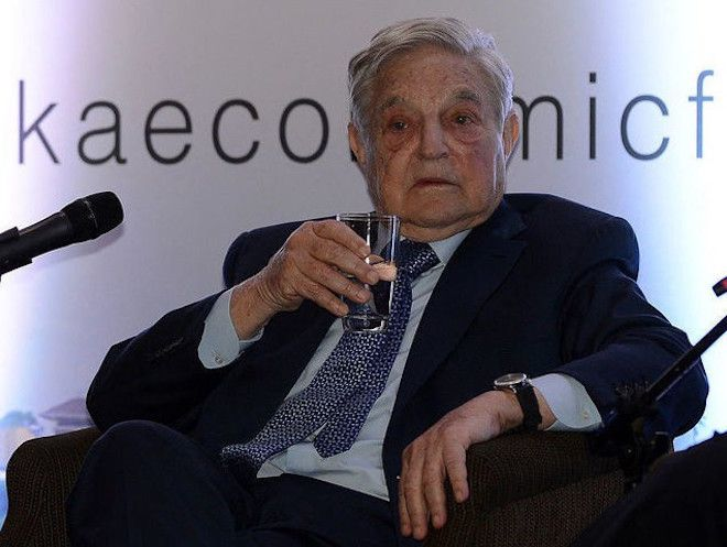 Leaked Memo Reveals Soros Plan for Federally Controlled Police (Video)