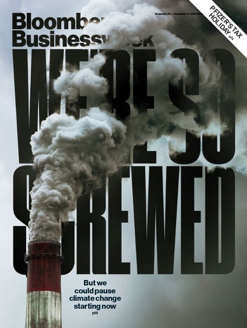 Magazine Wall - Bloomberg Businessweek (New York, NY, USA)