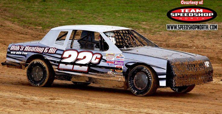 22c - Chad Claassen Wissota Street Stock #speedshop #north #race #car #dirt #street #stock #wissota #radmanracing