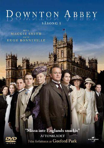 TV-Serie av Julian Fellowes med Hugh Bonneville och Jessica Brown Findlay.