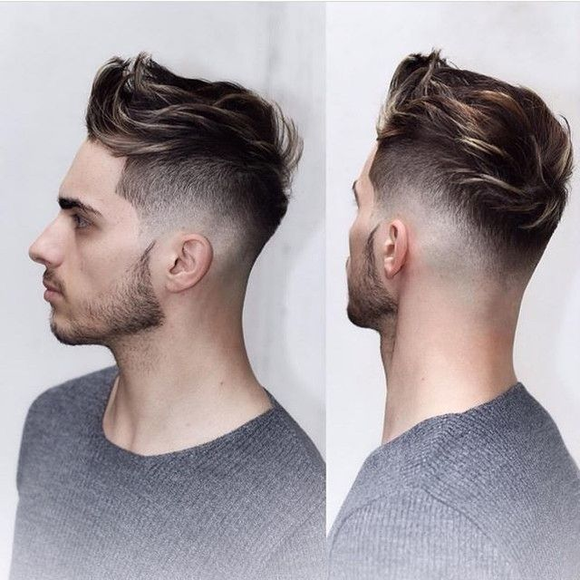 17 Best Images About Barba, Cabelo E Bigode On Pinterest