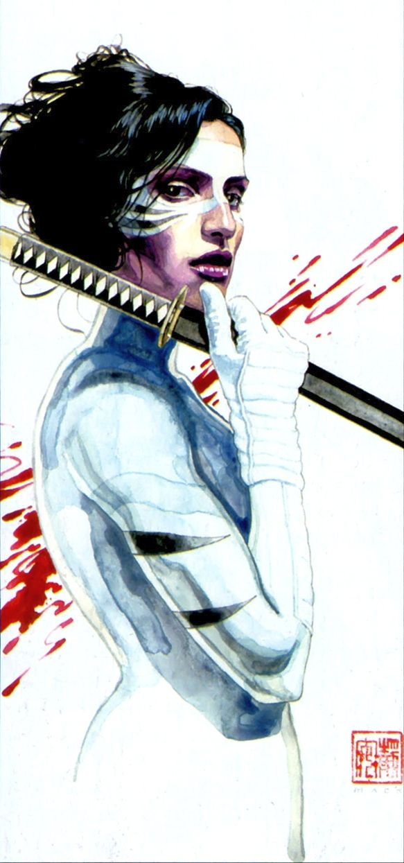 White Tiger by David Mack