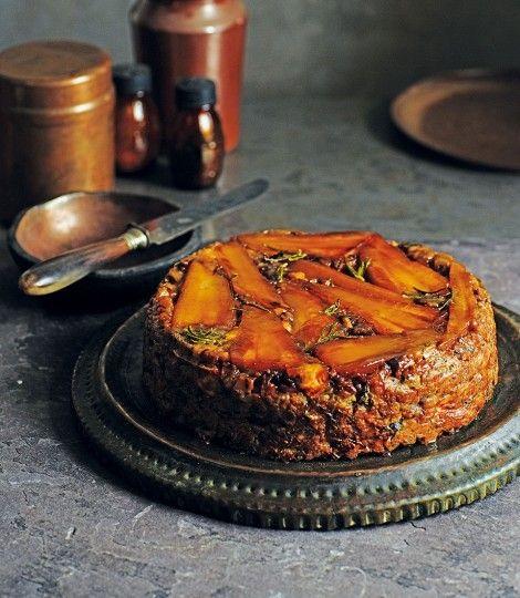 Maple-glazed-parsnip,-chestnut-and-feta-loaf