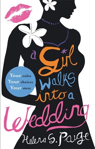 A Girl Walks into a Wedding, now out as an e-book in UK.