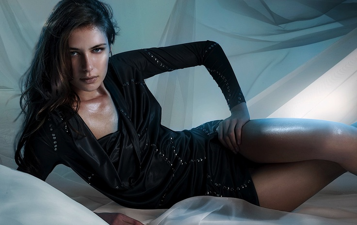 Stunning Fashion Model