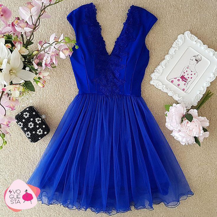 Blue Monday. #blue #dresstoimpress #dress #tulle