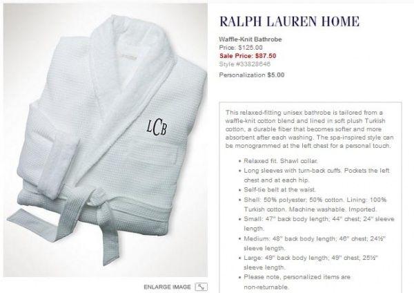 Распродажа Ralph Lauren Home  Официальный сайт Ralph Lauren проводит распродажу постельного белья и аксессуаров для дома. В ассортименте - шикарные простыни, наволочки, подушки, роскошные полотенца и банные халаты. Подробнее об американском магазине Ralph Lauren http://okidoki.com.ua/katalog-magazinov/odegda-obuv/70-ralph-lauren #ralphlauren