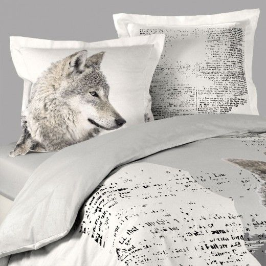 17 best images about housses de couette animaux on for Housse de duvet
