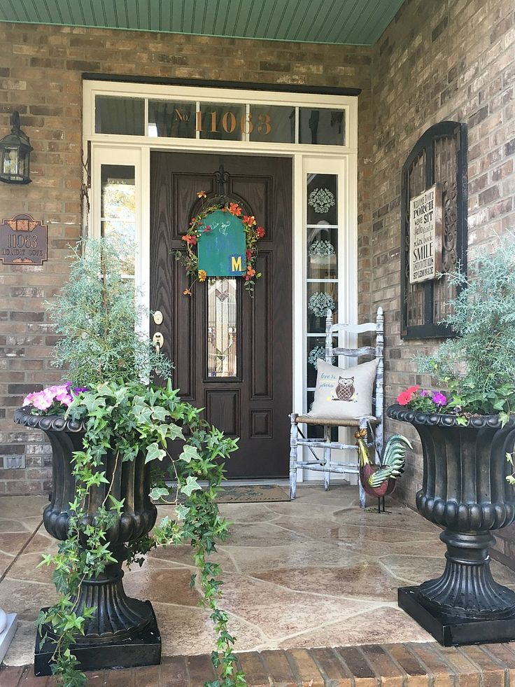 2607 best images about Welcome to my porch on Pinterest